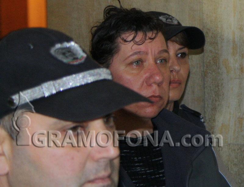 Окончателно: Доживотен затвор за удушвачката на Алекс от Поморие