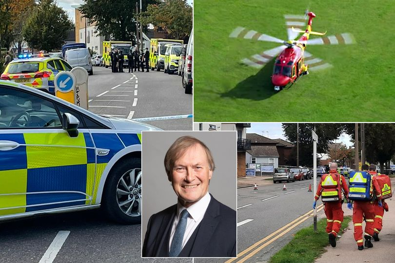 Убиха при нападение с нож английски депутат в църква