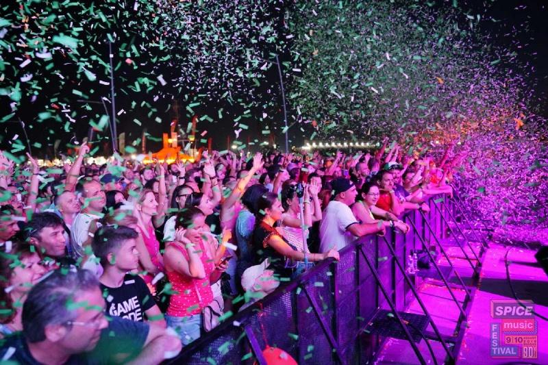 Обявиха първите 11 изпълнители на SPICE Music Festival 2020