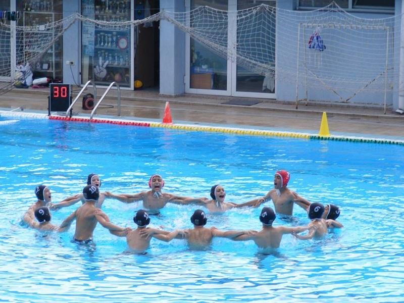 Ватерполистите на Черноморец в борба за златен медал