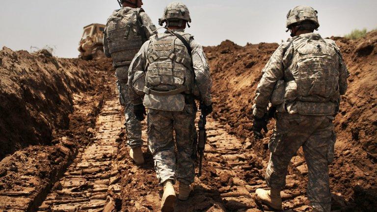 САЩ приключват военната мисия в Ирак до края на годината, обяви Джо Байдън