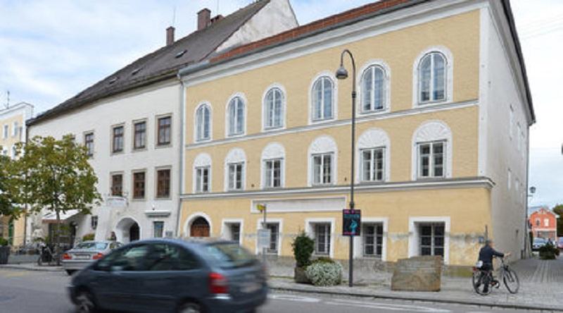 Конфискуват къщата на Хитлер в Австрия