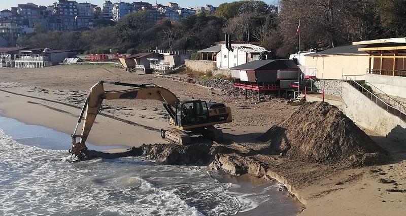 БДЧР установи нарушение на централния плаж в Созопол