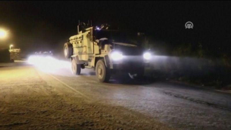 Турция започна и сухопътна атака в Северна Сирия