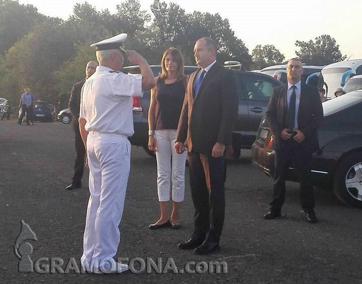 Катаджии в гонка с президентшата