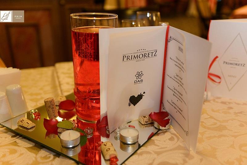 Поезия, музика и изтънчена френска кухня омагьосаха гостите на Гранд Хотел и СПА Приморец на 14 февруари