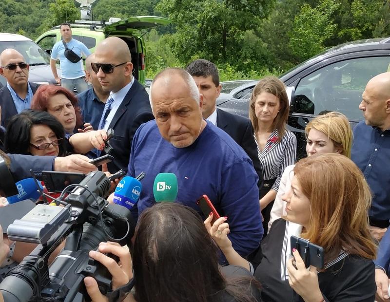 Борисов свика Съвета по сигурност заради хакерската атака срещу данъчните