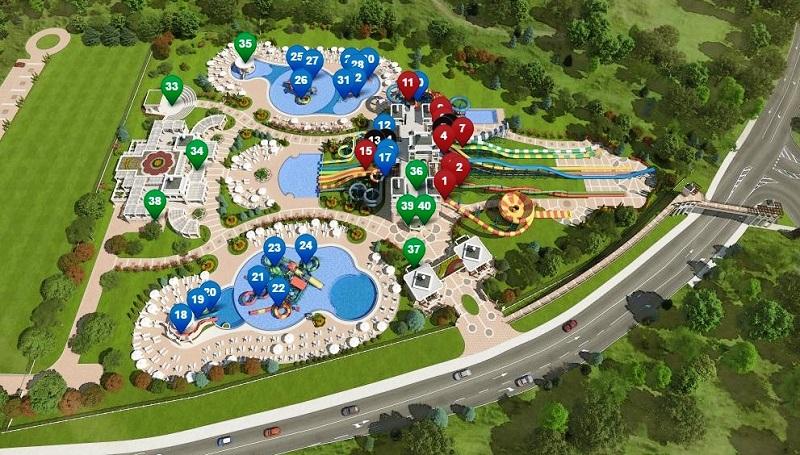 Аквапаркът в Поморие отваря днес