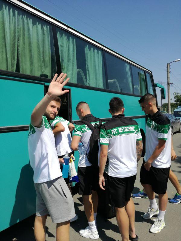 """""""Нефтохимик"""" започва похода си във Втора лига на 20 юли, ето с кого ще играе"""