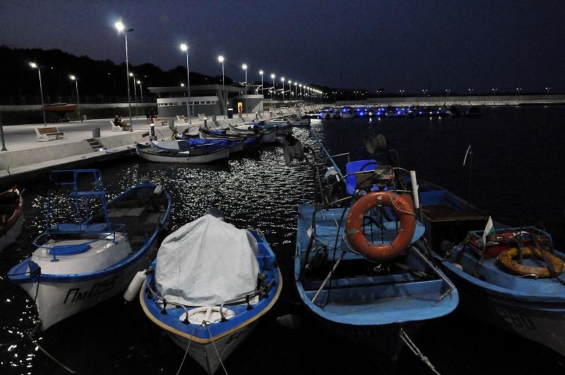 Параклис за рибарите в Сарафово