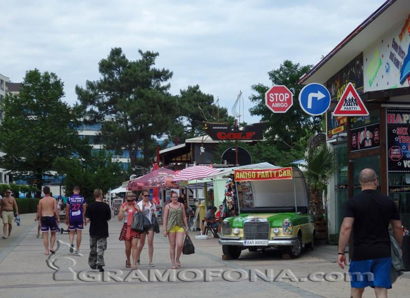 Слънчев бряг в ТОП 3 на най-изгодните европейски курорти