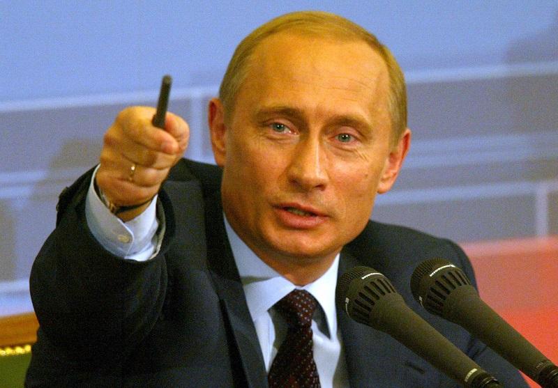 Владимир Путин празнува 64-ти рожден ден