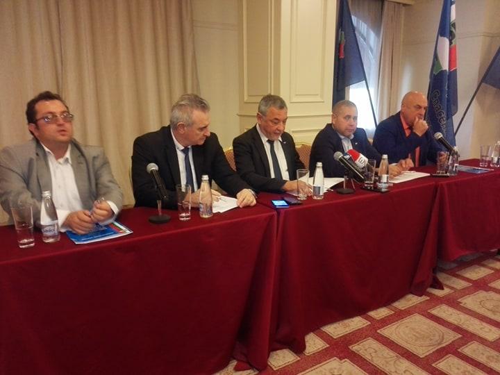 Валери Симеонов в Бургас: Няма да видите политически калинки в нашата листа