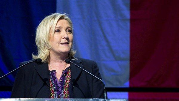 Марин льо Пен обеща референдум за излизане на Франция от ЕС