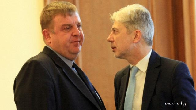 Каракачанов за ареста на Нено Димов: Това е показно убийство