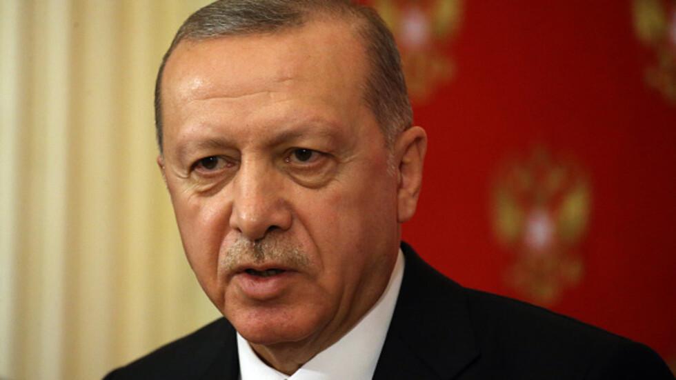 Ердоган: Доналд Тръмп може да дойде на посещение в Турция