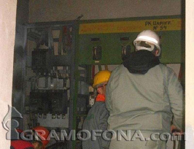 Голяма авария остави с часове Лозово без ток