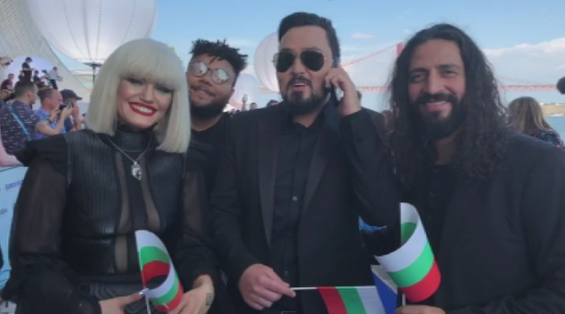 """Тази вечер : """"Equinox"""" на първия полуфинал в """"Евровизия"""" 2018"""
