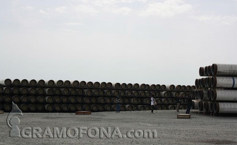 Газопроводът от Русия към Гърция май ще мине през България