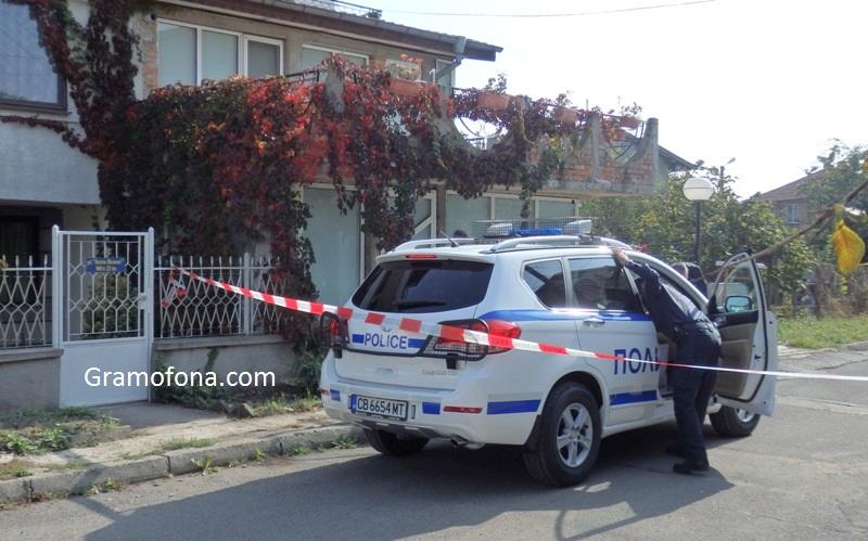 Изправят пред съда убиец, пречукал с чук жена си в Сарафово