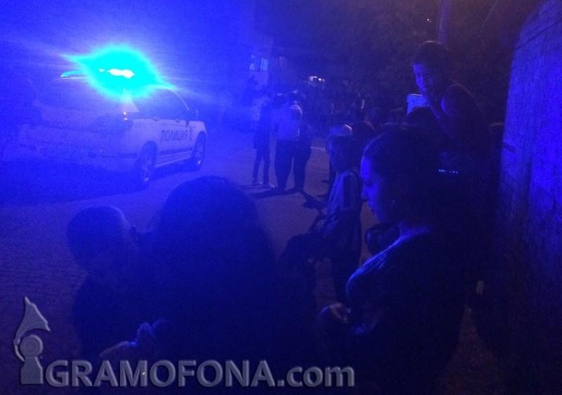 Четирима в ареста след роднинско меле в Кумлука