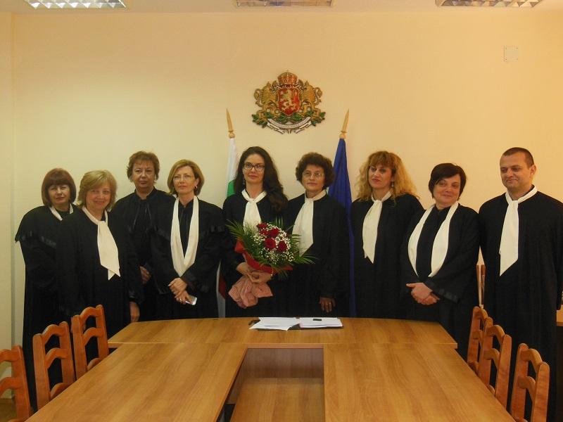 Апелативен съд – Бургас издига съдия Илияна Балтова за член на Висшия съдебен съвет