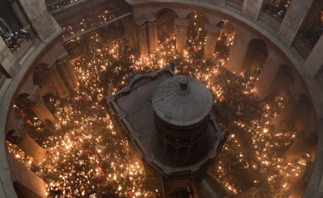Ще получим Благодатния огън от Йерусалим при строги мерки
