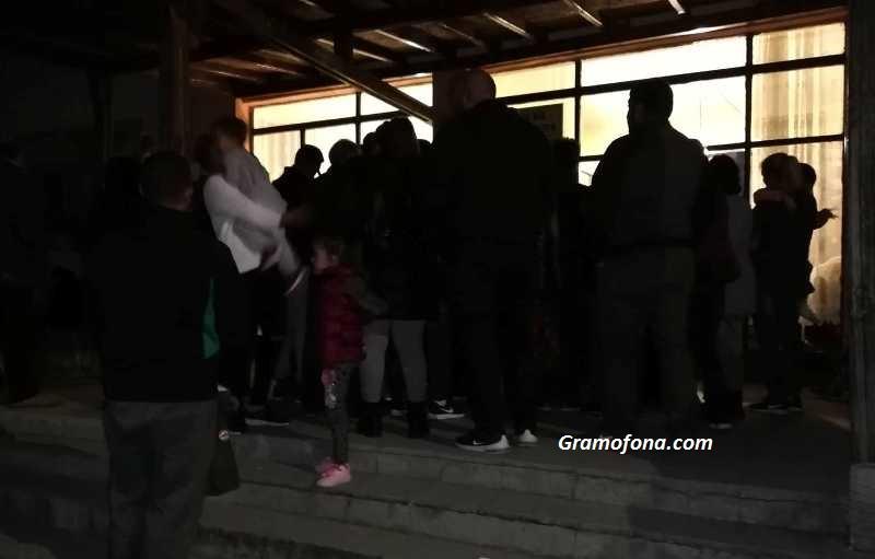Опашка за гласуване в созополското село Крушевец