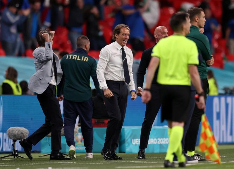 Италия отстрани Австрия на UEFA EURO 2020