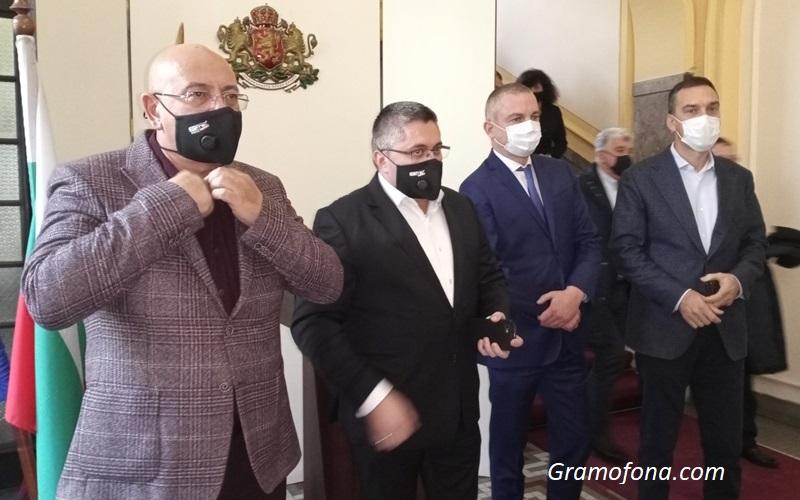 Министър Емил Димитров: Варна ще се лиши от водата в Камчия заради Бургас