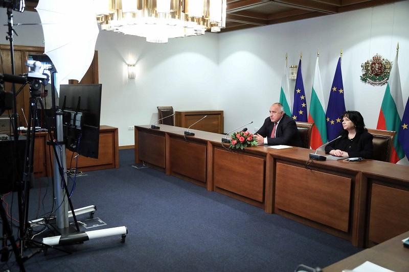 Премиерът Борисов за приемането на България в Агенцията за ядрена енергия на ОИСР