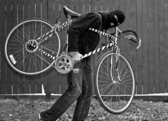 6 месеца затвор за откраднато колело