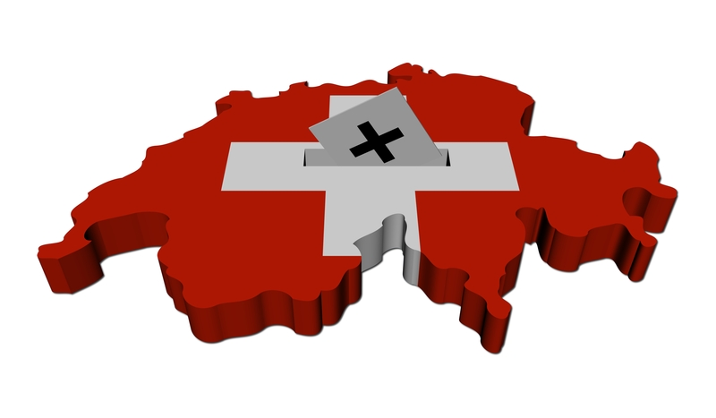 В Швейцария гласуват за гарантиран доход
