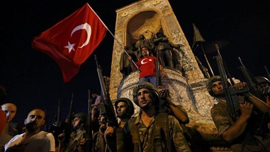 Отново извънредно положение в Истанбул