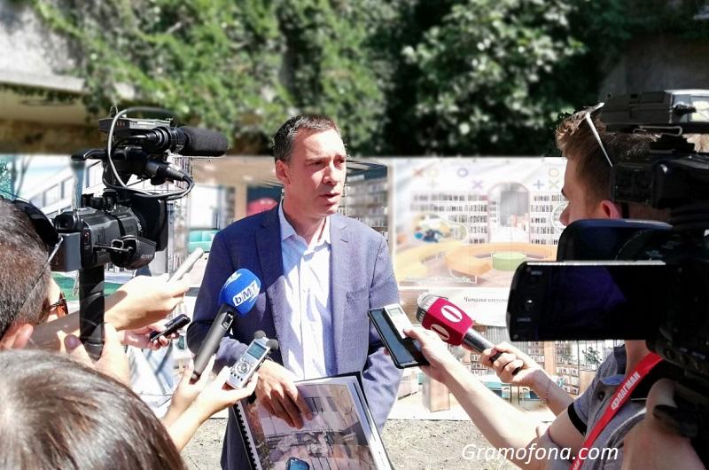 Димитър Николов: През ноември кметът на Бургас ще се казва Димитър Николов