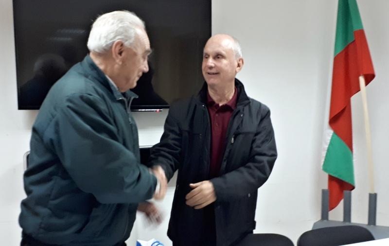 Бившият омбудсман стана областен шеф на ветераните на БСП – Бургас