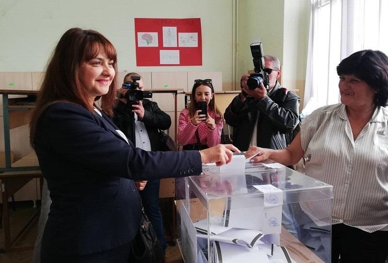 Севдалина Турманова: Вярвам в добрите резултати за бъдещето на Бургас