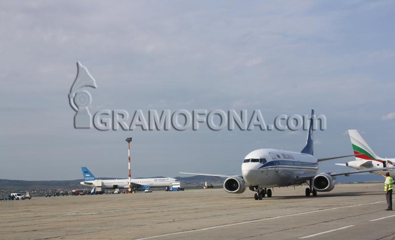 24-часов фискален контрол на летище Бургас