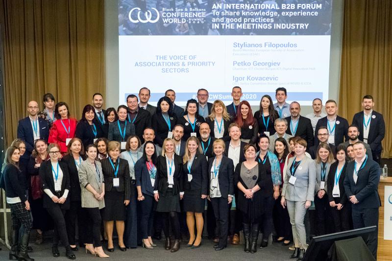 Бургас приема Световната среща по конгресен туризъм през 2021 г.