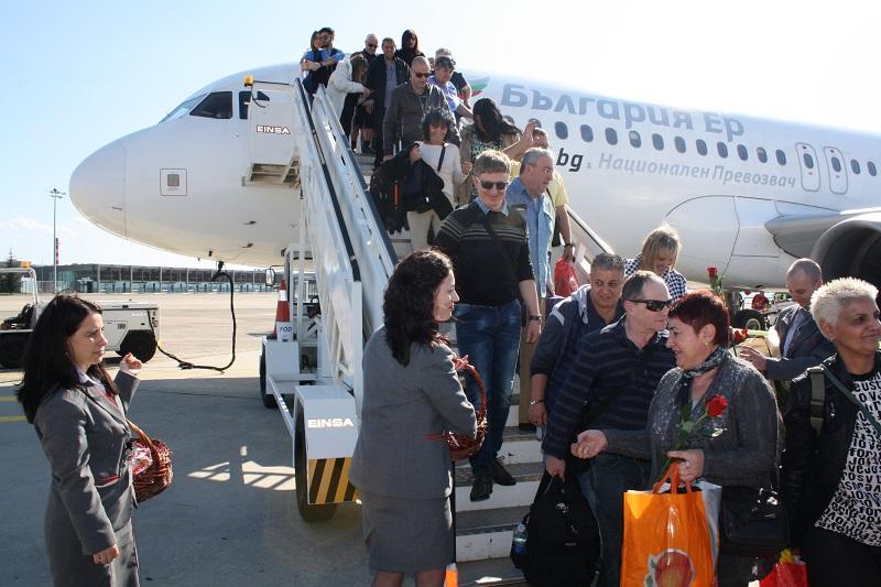 Всеки израелски турист на инструктаж по безопасност