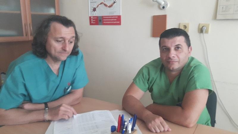 Сложни мозъчни операции в УМБАЛ Бургас подобряват живота на онкоболни пациенти