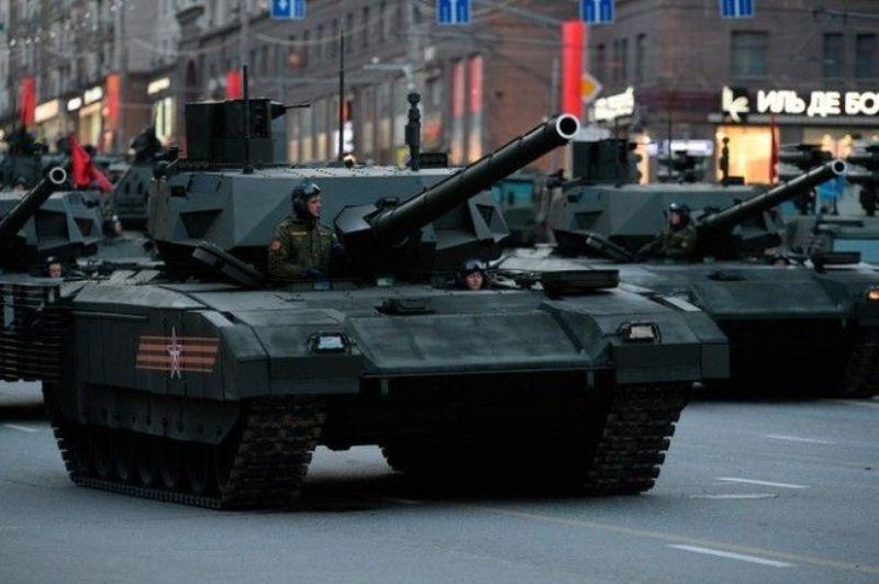 Русия започна голяма офанзива в Идлиб и Хомс