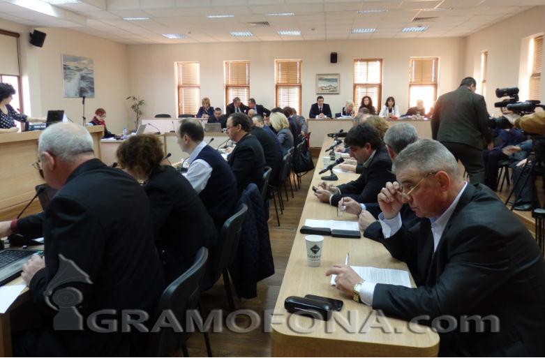 Единодушно приеха бюджета на Созопол