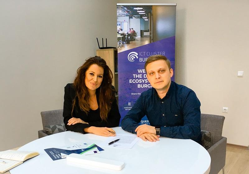 Софтуерната компания ERP.BG се присъедини към ИКТ Клъстер – Бургас