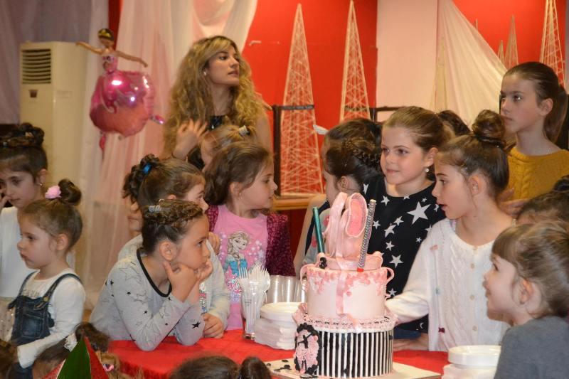 Балетна школа Марина навърши 3 години