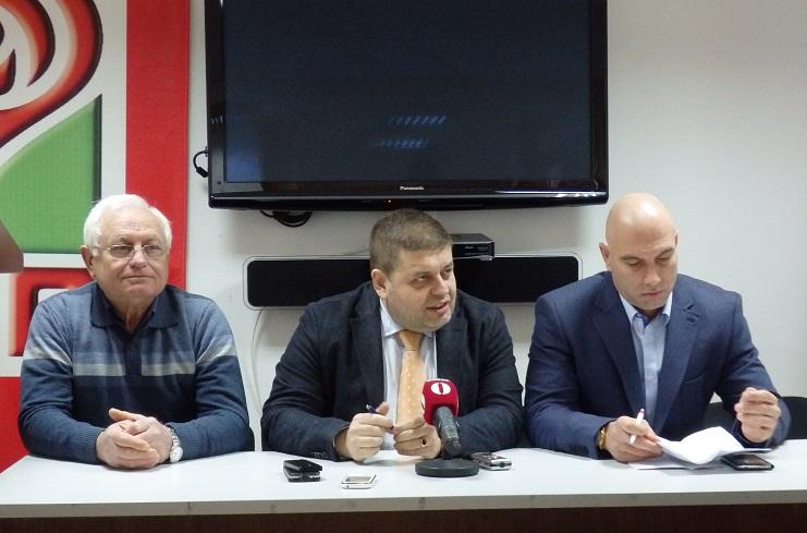 БСП за новия бюджет на Бургас: Розовите очила през 2016 ще са демоде
