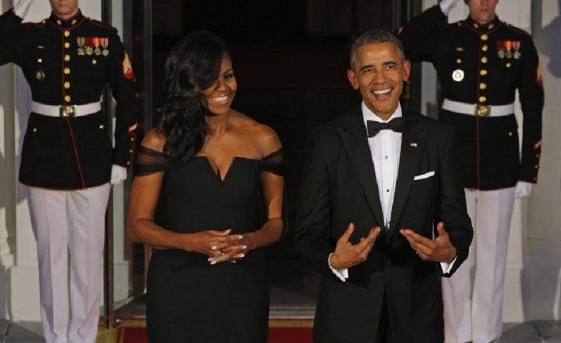 Барак Обама чукна  55