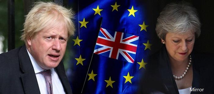 Втора оставка в британския кабинет: И Борис Джонсън си тръгва