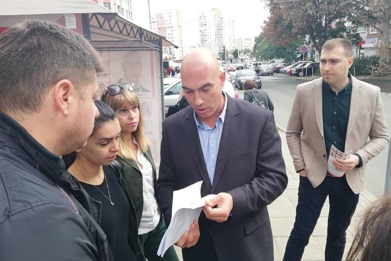 БСП с подписка и онлайн петиция срещу идеята на Ковачки да гори боклуци в бургаската Топлофикация