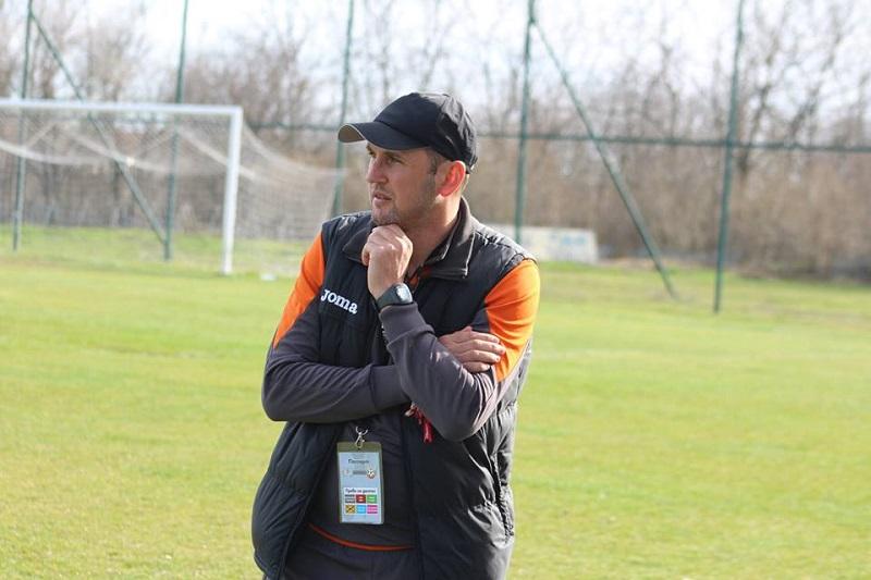 Николай Кръстев: Мачът с Несебър ще бъде реванш за нас